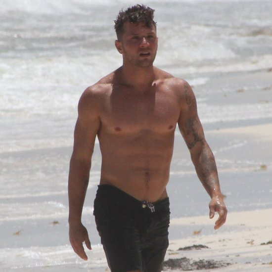 ryan phillippe ryan phillippe is shirtless again this time south of ... Ryan Phillippe