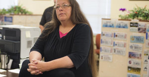 Kentucky Clerk Who Won't Give Marriage Licenses To Same-Sex Couples Is Going To Jail