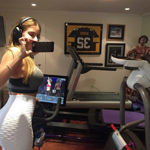 Female Celebrities Show Us How They Feel About Working Out