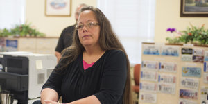 No, Kim Davis Is Not Martin Luther King, Jr.