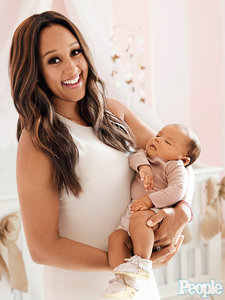 Tamera Mowry-Housley Introduces Daughter Ariah: 'She's My Mini-Me'