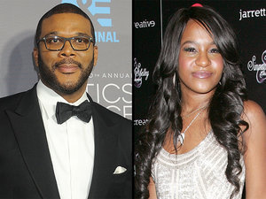 Tyler Perry Shares Touching Tribute Video He Made for Bobbi Kristina Brown's Funeral