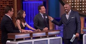 'Family Feud' Was Out Of Control In Steve Harvey's 'Tonight Show' Return