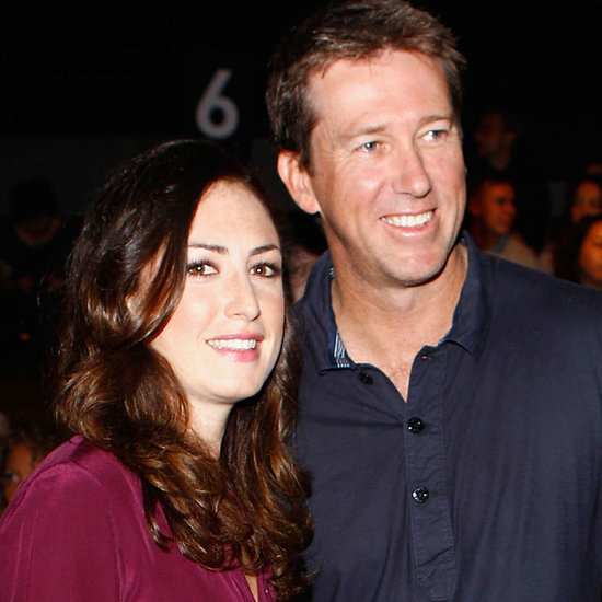 Glenn McGrath and Sara Leonardi-McGrath Welcome Baby Girl