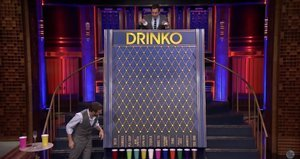 Best of Late Night TV: Jason Sudeikis Plays Drinko, Andrew Garfield's Starbucks Job