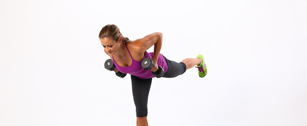 This Move Is Guaranteed to Tone Your Entire Backside