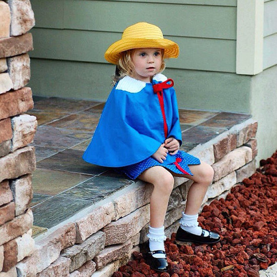 Book Character Kid Halloween Costumes