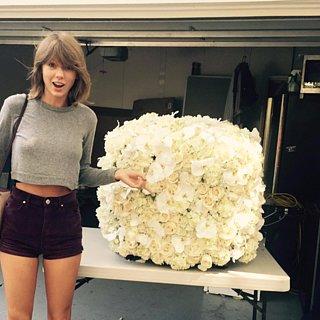 Kanye West Sent Taylor Swift Gorgeous Flo