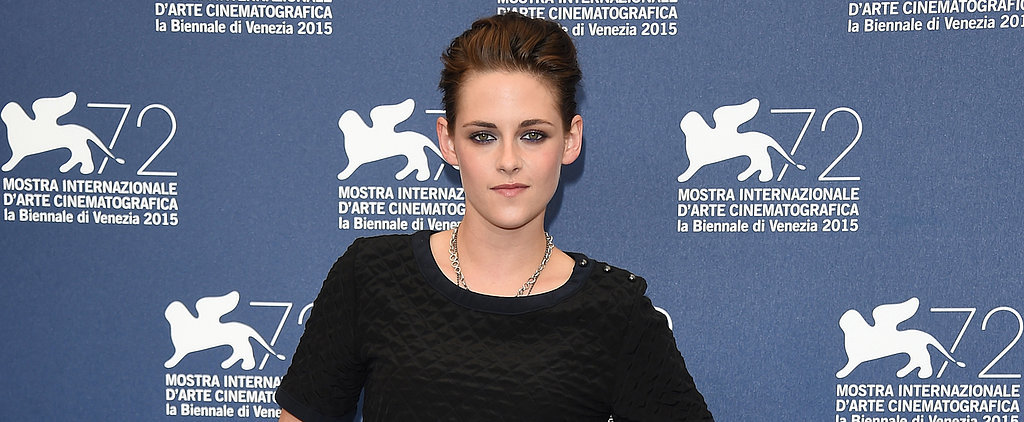 Kristen Stewart Gets Leggy on the Red Carpet in Venice