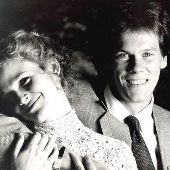 Kevin Bacon and Kyra Sedgwick Flashback Photo