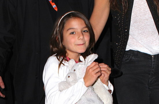 Katie Holmes Posts Pic of Suri Cruise Having an Adorably Normal Childhood (PHOTO)