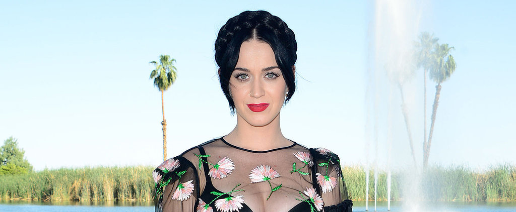 Katy Perry Attempts to Ride a Segway at Burning Man, Fails Miserably