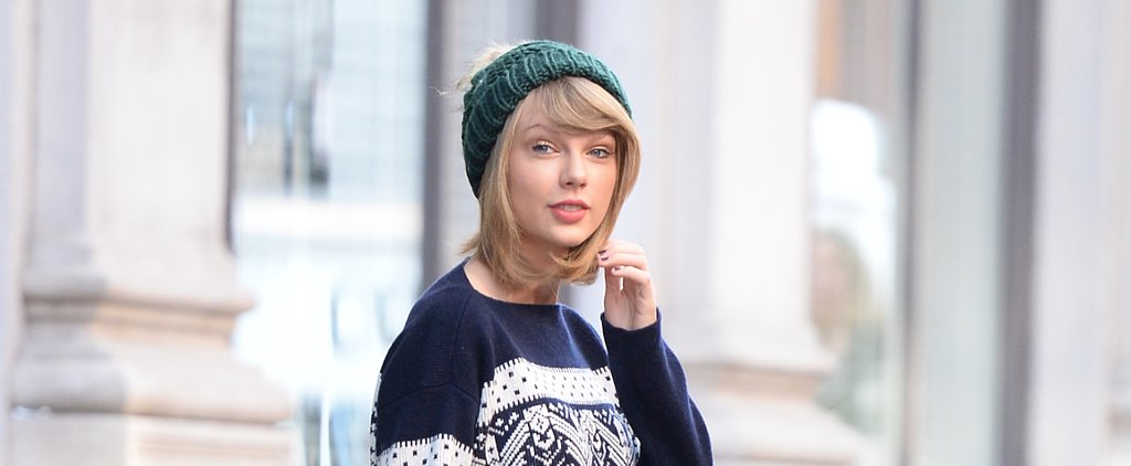 Is This Taylor Swift's New Favourite Sweater?