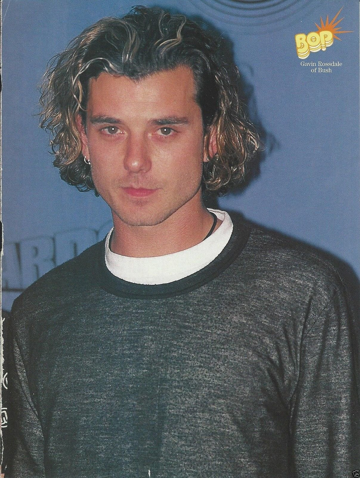 Gavin Rossdale | 25 Heartthrob Posters From the '90s You ...