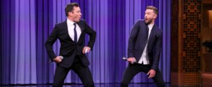 It's Here: The Epic History of Rap 6 From JT and Jimmy Fallon