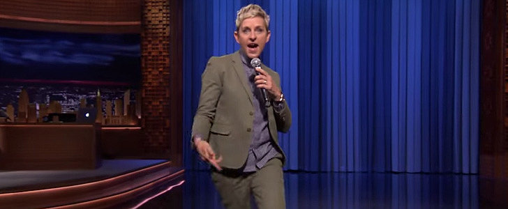 Ellen DeGeneres Completely Owns Jimmy Fallon in a Truly Amazing Lip Sync Battle
