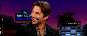 Bradley Cooper Cried Watching Frozen, Just Like You