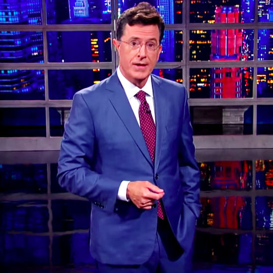 The Late Show With Stephen Colbert First Monologue | Video
