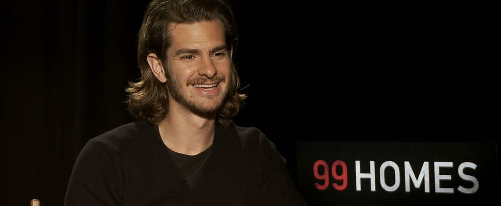 """Andrew Garfield Was """"So Proud"""" to Join the Man-Bun Ranks"""