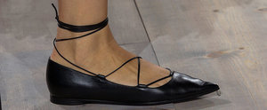 10 Lace-Up Flats You Absolutely Need For Spring