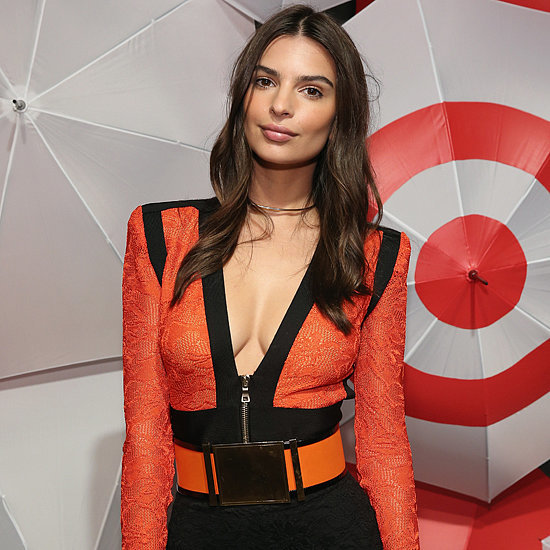 Emily Ratajkowski Kicked Off NYFW in the Sexiest Lace Jumpsuit
