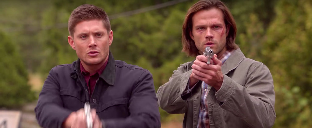 There's Some Really Disturbing Stuff in the Supernatural Season 11 Trailer