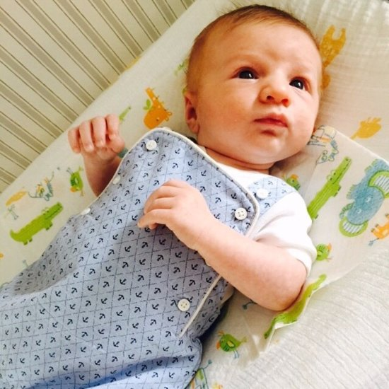 Casey Wilson's Baby Son Photo and Name