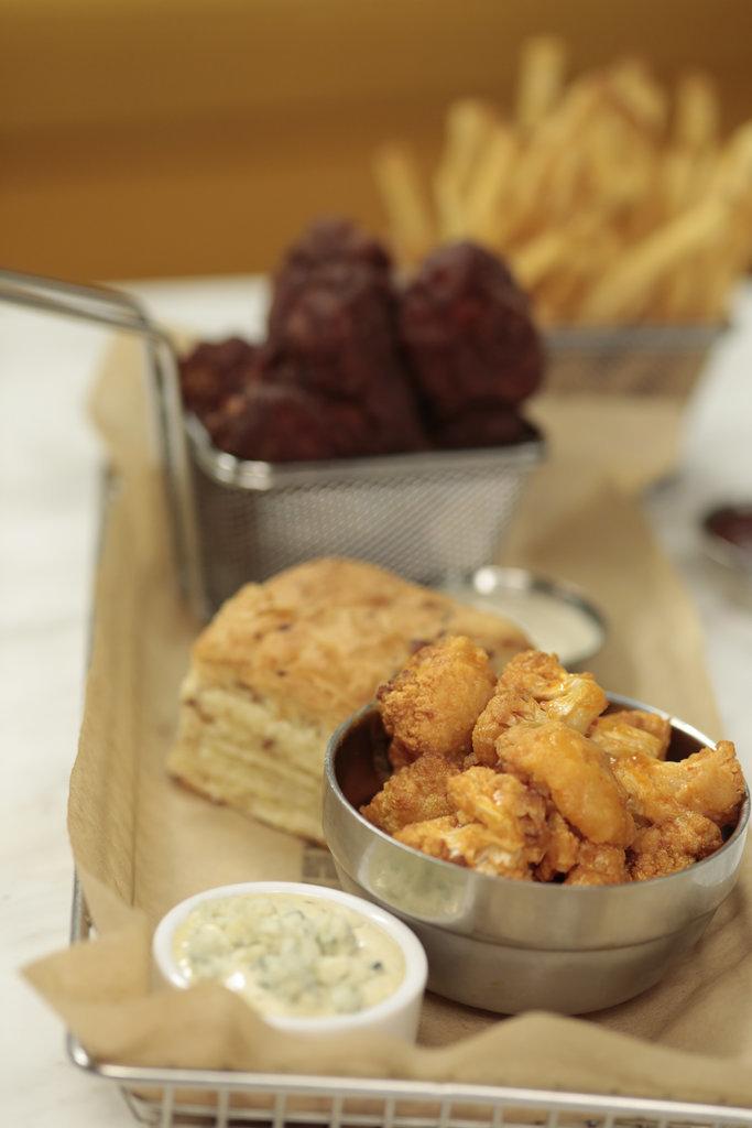 David Kirsch: Fried Foods
