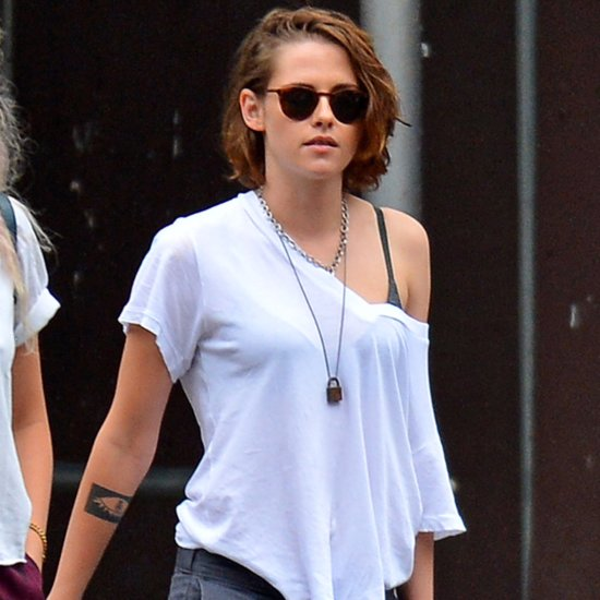 Kristen Stewart Out in NYC September 2015