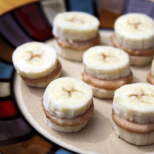 Frozen Banana and Peanut Butter Recipe