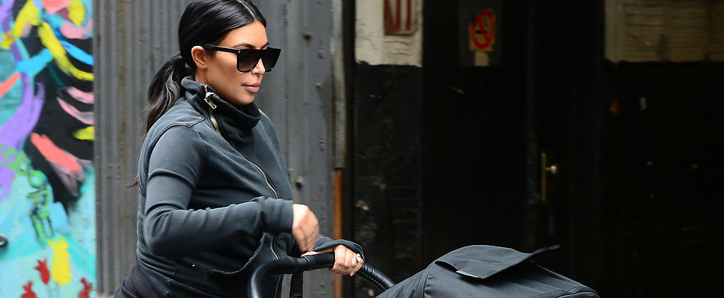 Sorry, Kim, but North West Already Won Best Outfit of NYFW