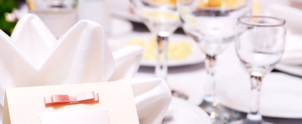 6 Creative Ways to Seat Your Wedding Guests