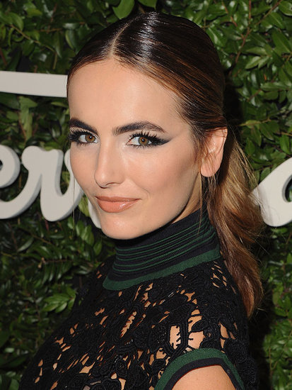 Camilla Belle's Makeup Artist Is Here to Help You Amp Up Your Date-Night Smoky Eye