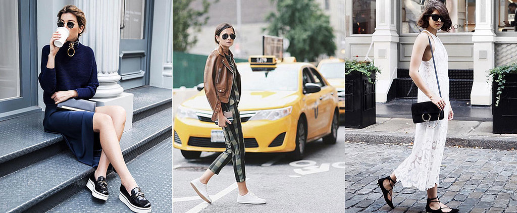 8 Fashion Bloggers Prove That Front Row Style Must Be Comfortable