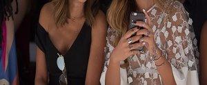 Fashion Week Instagram Snaps