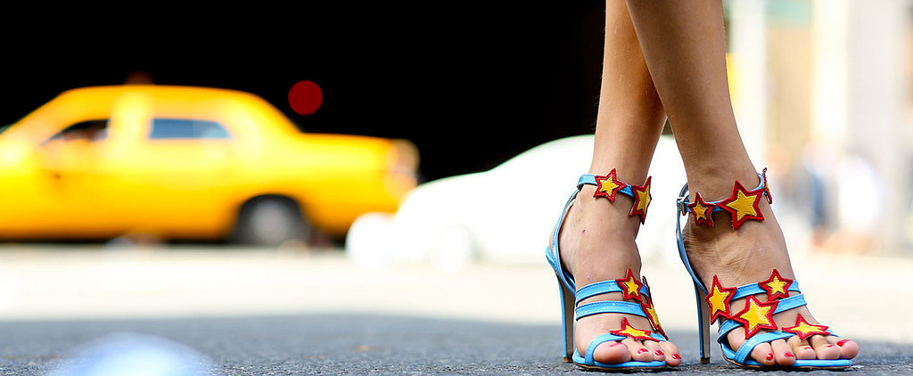 The Shoes and Bags at NYFW Just Keep Getting Better