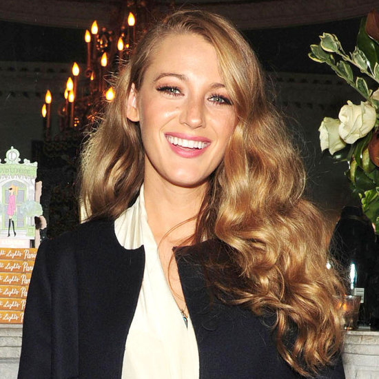 Blake Lively Celebrating Her Friend's Book Release