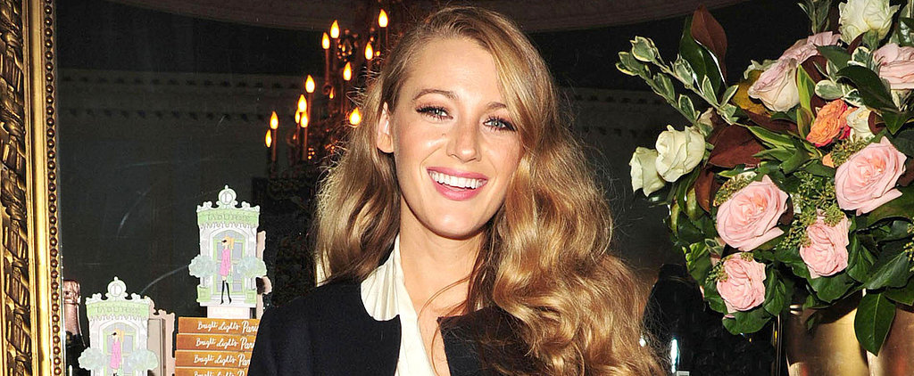 Blake Lively Steps Out to Celebrate a Very Special Occasion
