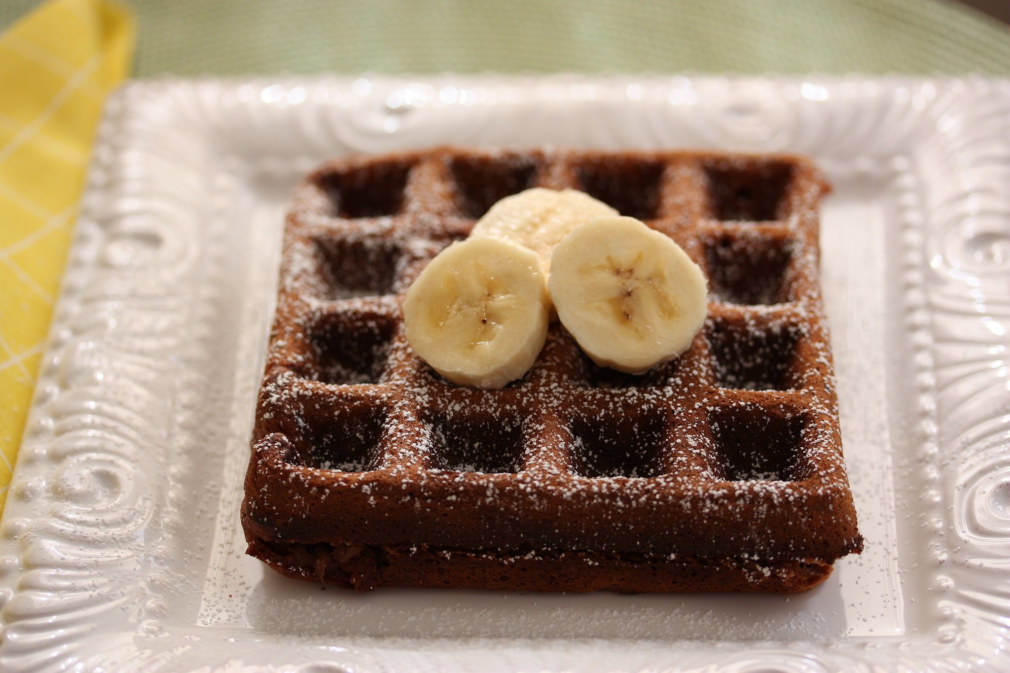 Bake brownies in a waffle maker. | 19 Dessert Hacks That Will Win You ...