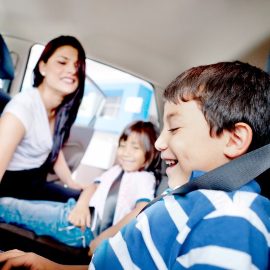 Car Seat Rules For Children, Tweens, and Teens