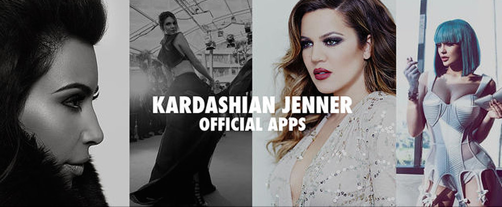 The Kardashian-Jenner Sisters Came Out With Their Own Apps, Because Duh