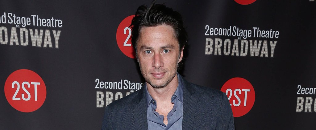Zach Braff Isn't Too Happy About a Recent Garden State Article