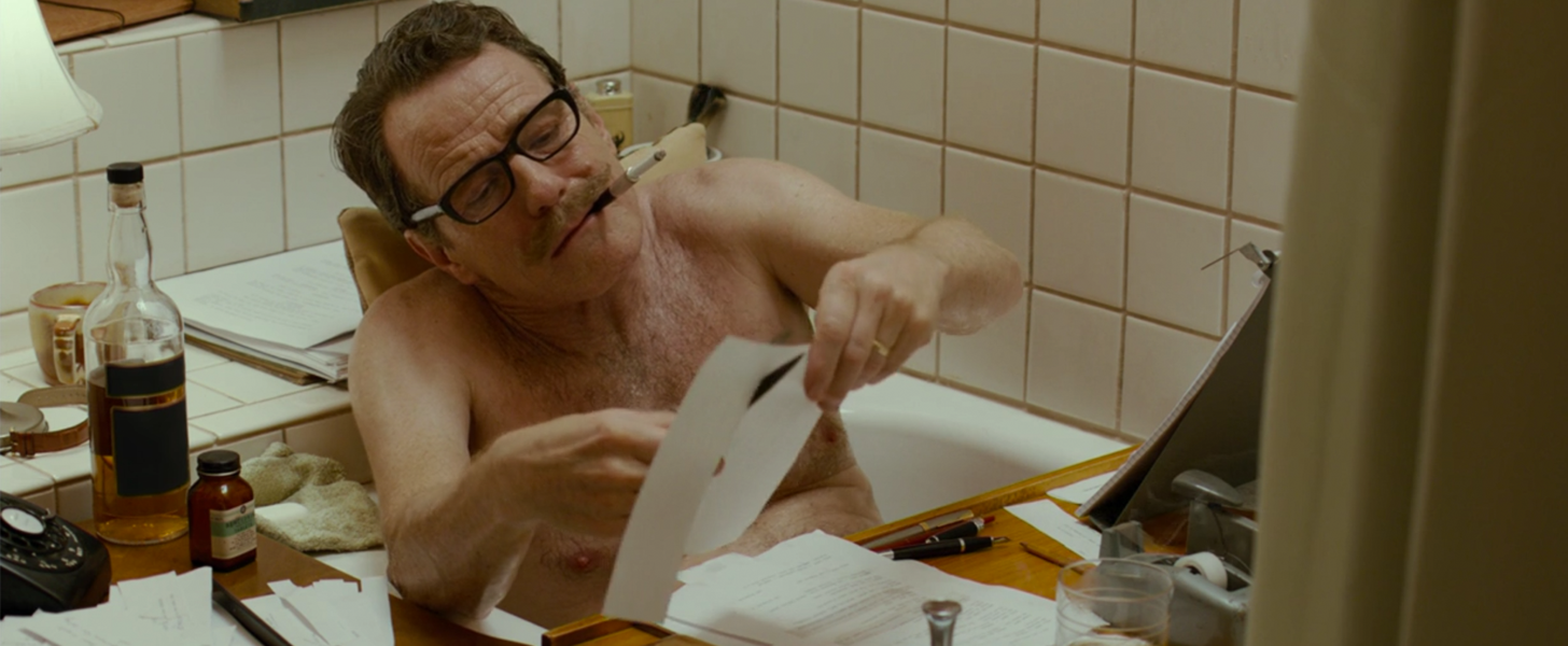 "The One ""Trumbo-ism"" That Bryan Cranston Couldn't Wait to Take On"