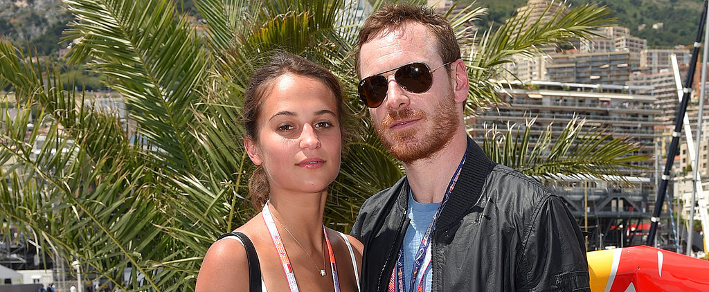 Michael Fassbender and Alicia Vikander Have Split