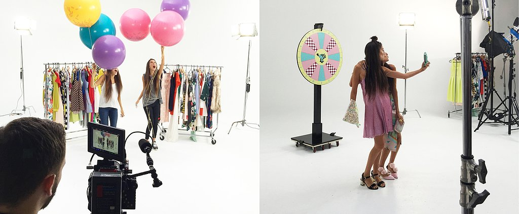 Come Behind the Scenes on an ASOS Video Fashion Shoot!