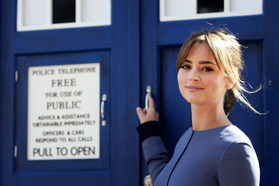 Jenna Coleman Is Leaving Doctor Who