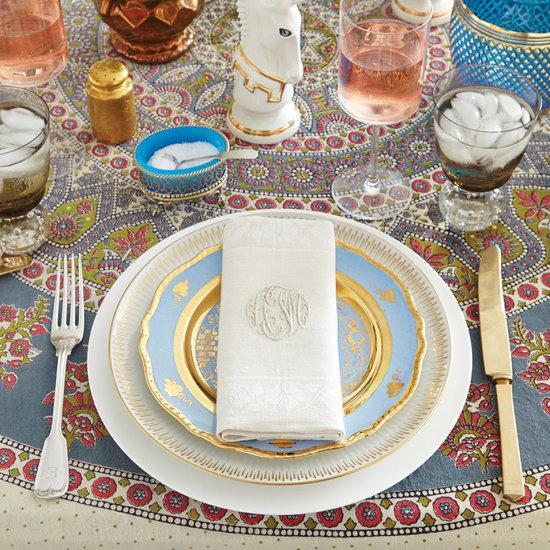 Elegant Dinner Party Decor