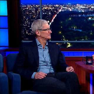 Tim Cook Talks About Why He Came Out