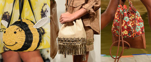 10 Bag Trends We've Spotted on the Spring '16 Catwalks