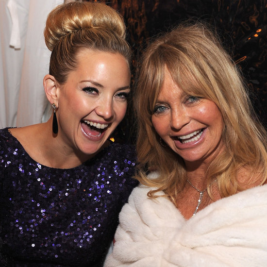Kate Hudson's Throwback Photo With Goldie Hawn on Instagram
